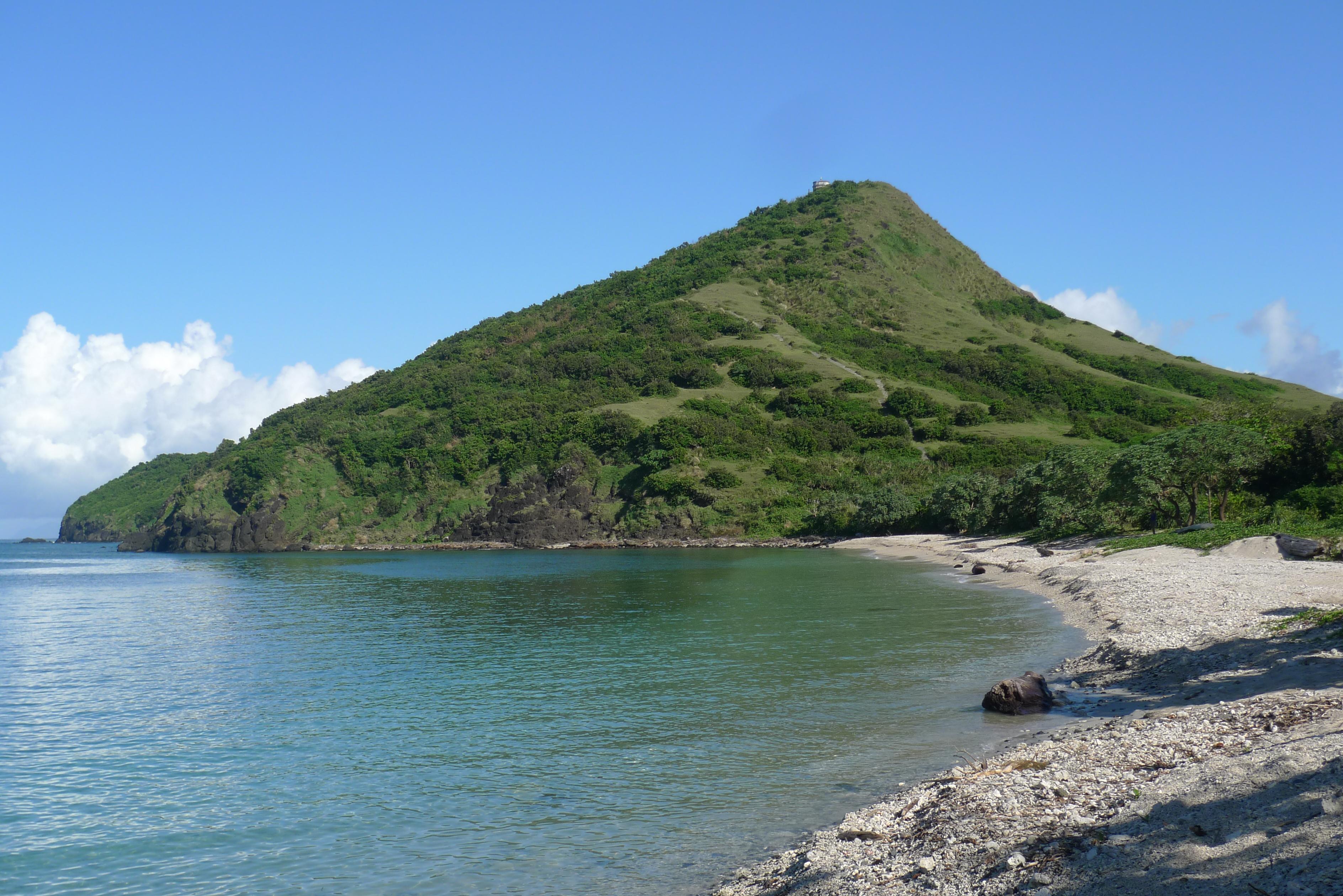 Palaui Island Philippines Palaui Island