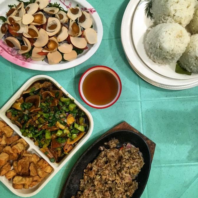 Sisig, Halo-Halo, and Carrot Cake: A Tiny Tour of San Fernando and Angeles, Pampanga